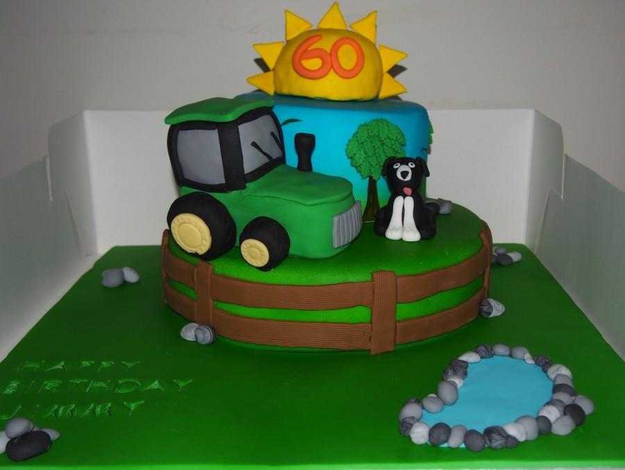 Cake Ideas For Th Birthday Got