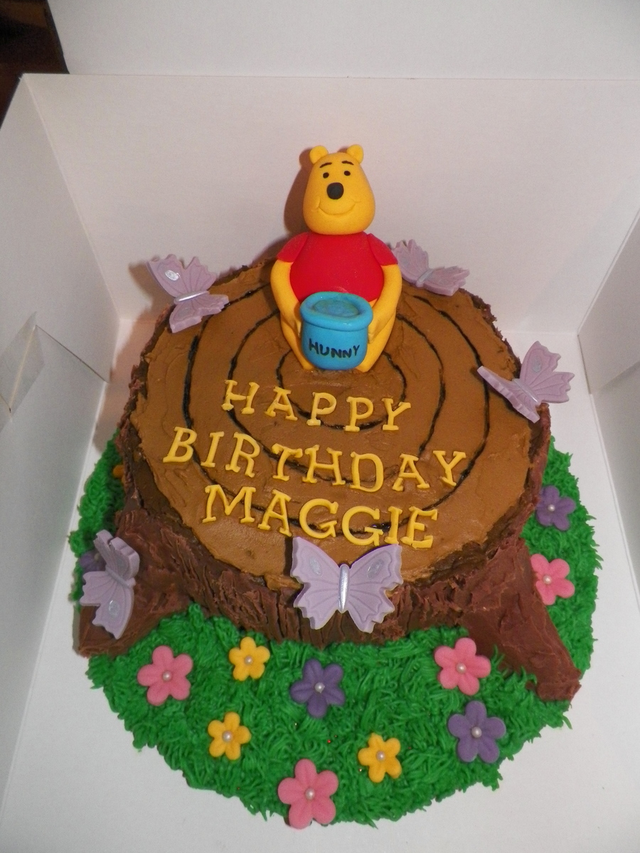A Nice Break In All The Christmas Baking This Week A Winnie The Pooh