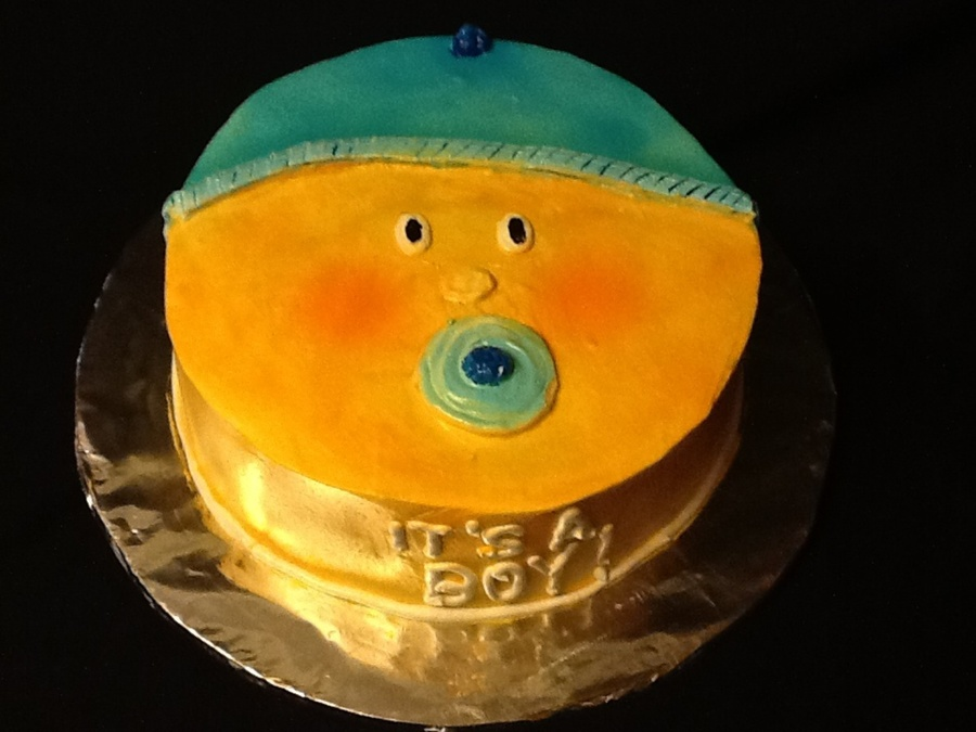 Baby Shower For Boy on Cake Central