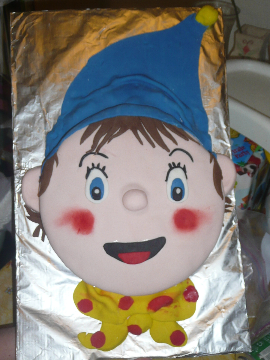 Noddy/oui-Oui on Cake Central