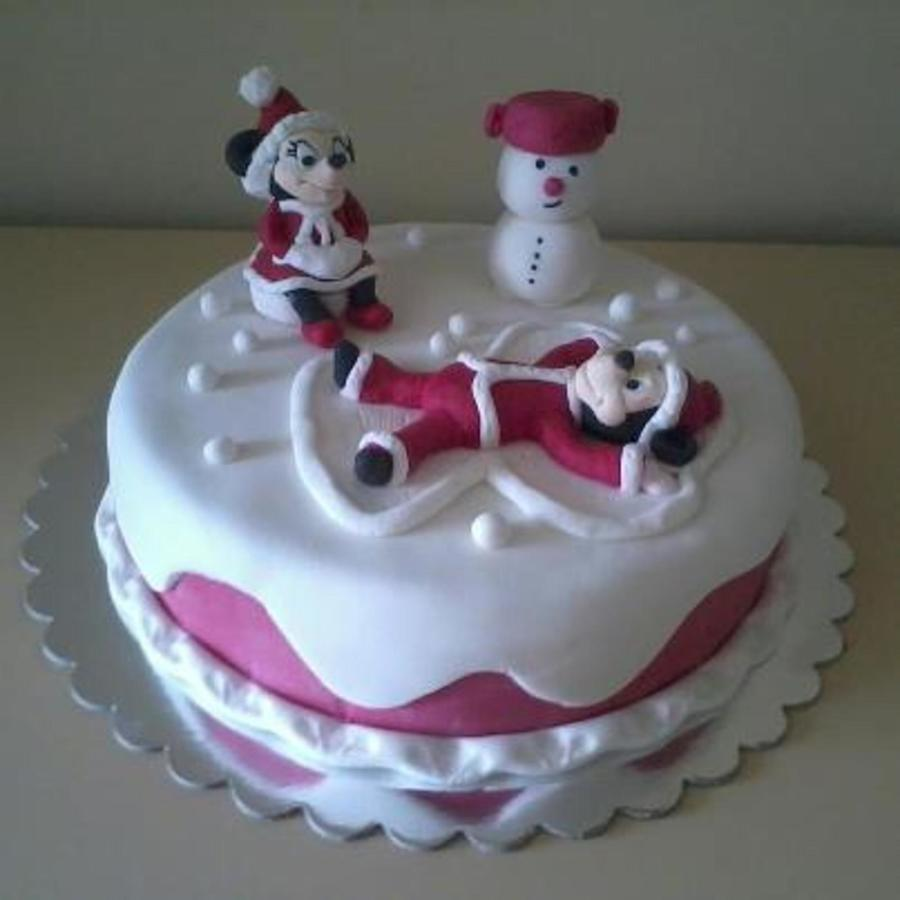 Minnie Mousemickey Mouse on Cake Central