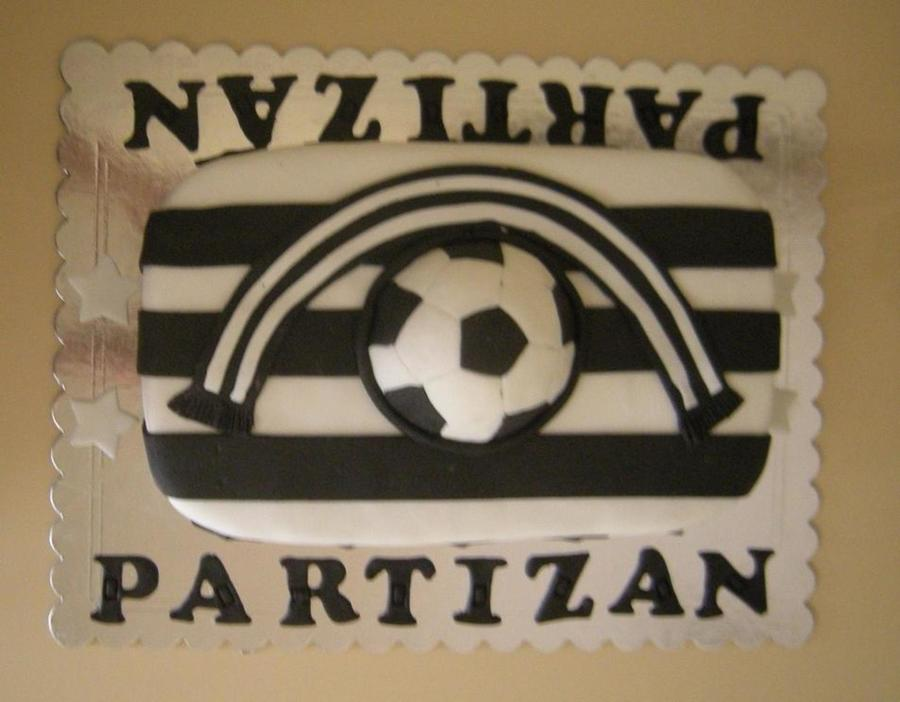 Partizan  on Cake Central