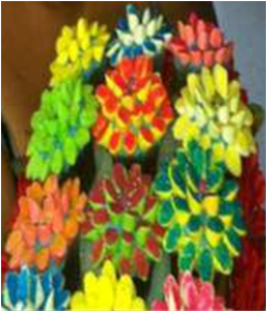 Bright Cupcake Bouquet on Cake Central