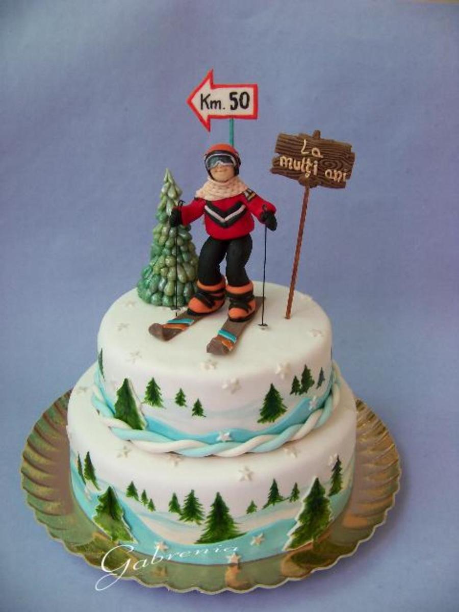 Robert Th Birthday Cake