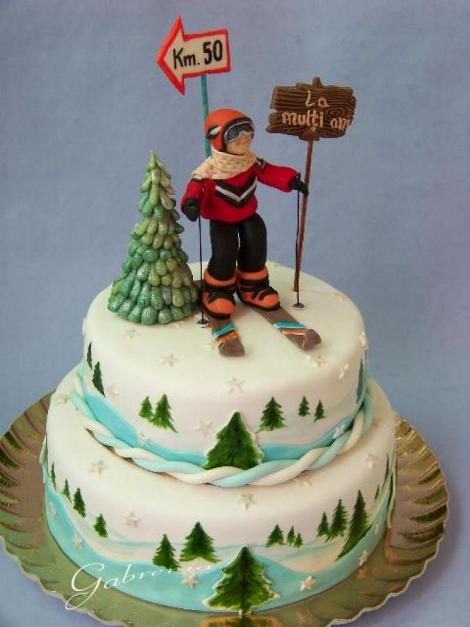 Th Cake Decorating Ideas