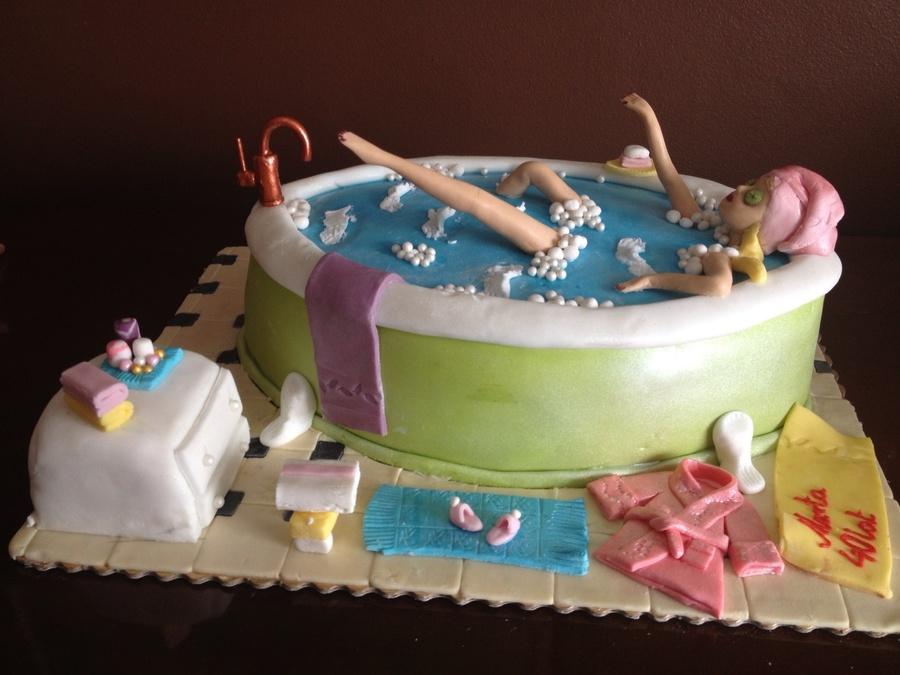 Bath Cake Cakecentral Com