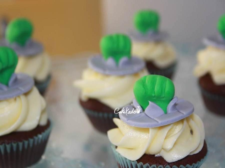 Cute Hulk Cupcakes Cakecentral Com