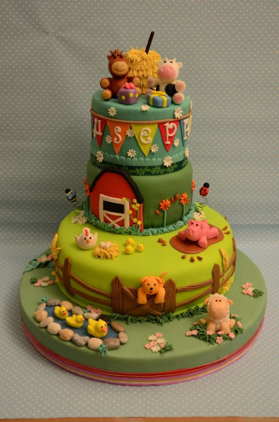 The Sweety Farm on Cake Central