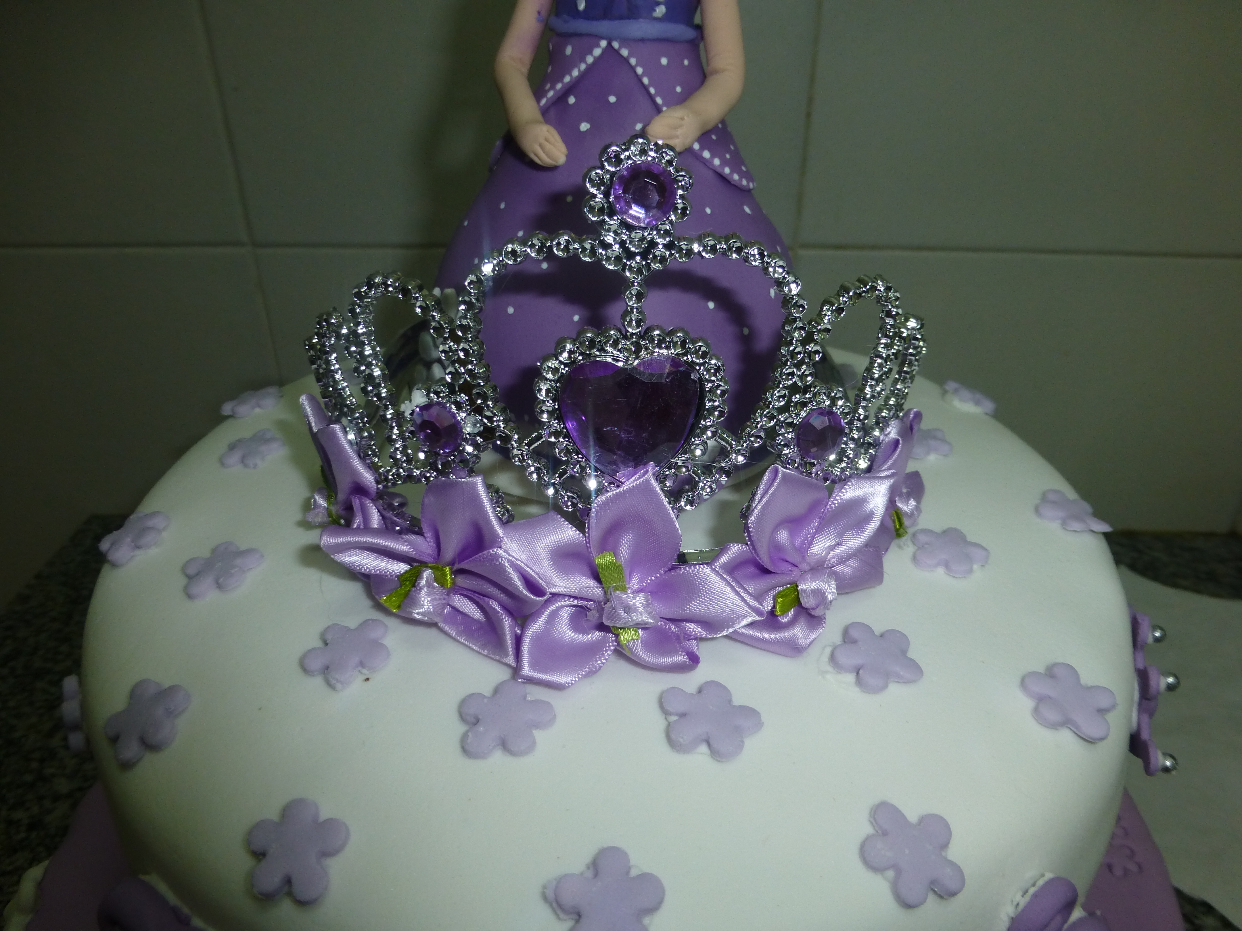 Sofia The First Sweety Table - CakeCentral.com