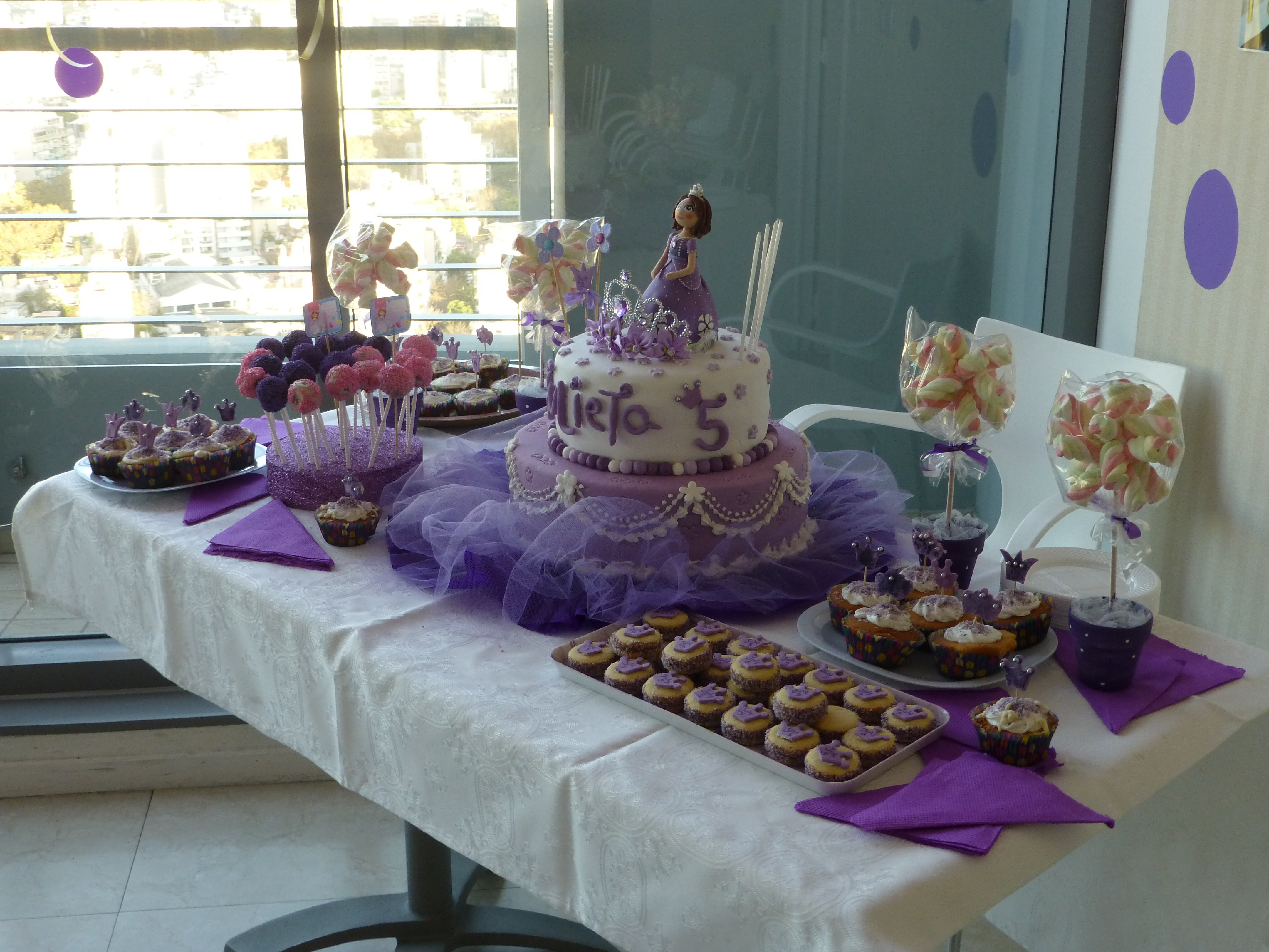 88 best images about Sofia the first party ideas on Pinterest
