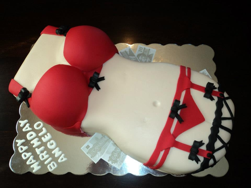 Prime Stripper Birthday Cake Limoncello Cake With Limoncello Buttercream Funny Birthday Cards Online Alyptdamsfinfo