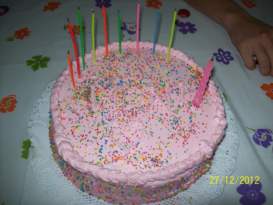 Feliz Cumple3Jpg on Cake Central