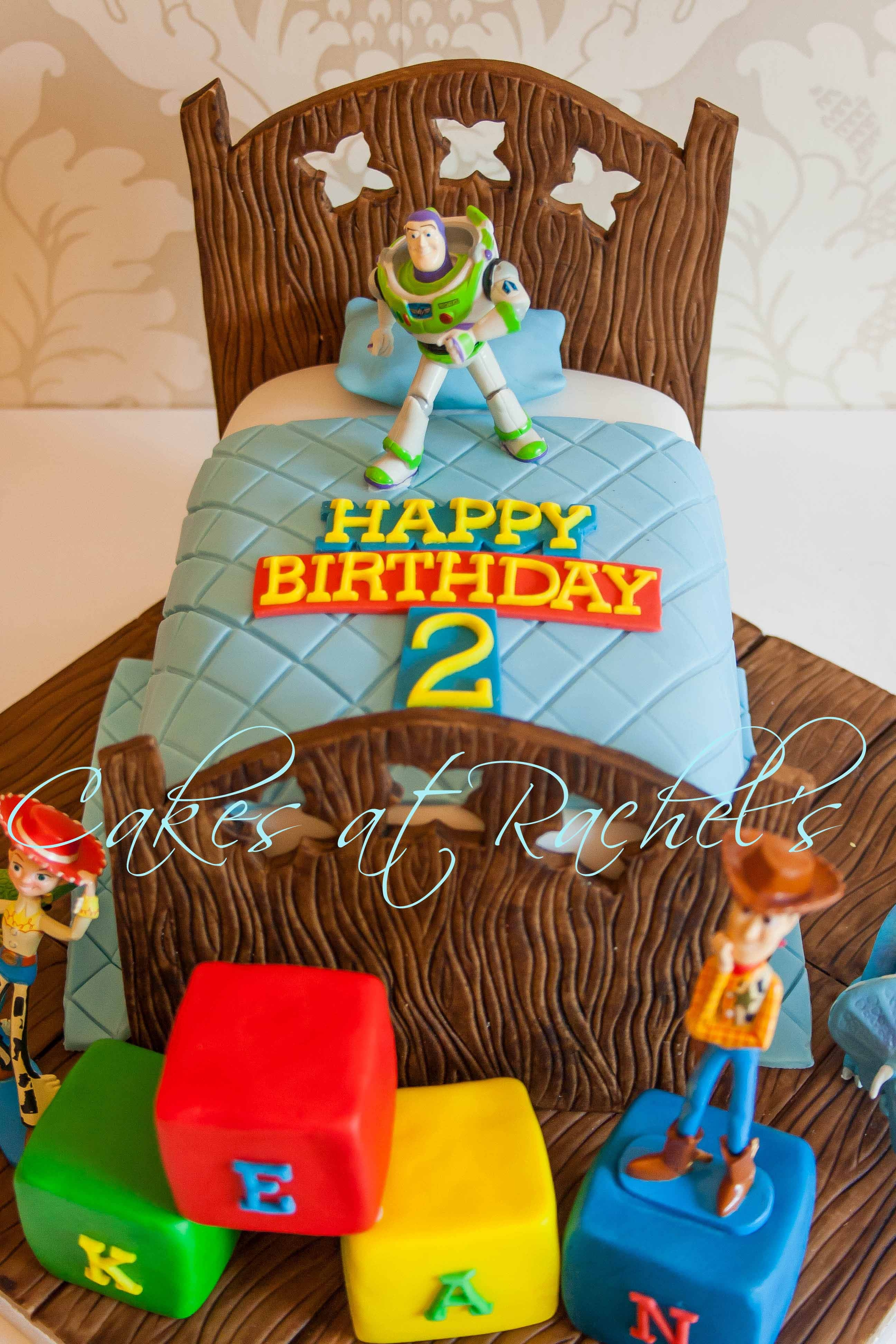 Toy Story Cakes For Boys : Toy story cake cakecentral