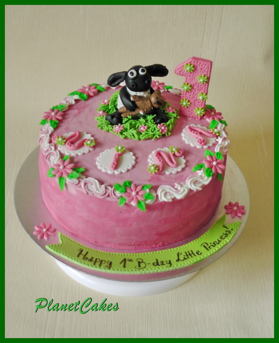 Timmy Time on Cake Central