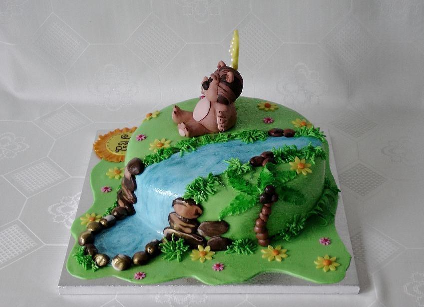Raa Raa Noisy Lion Cakecentral
