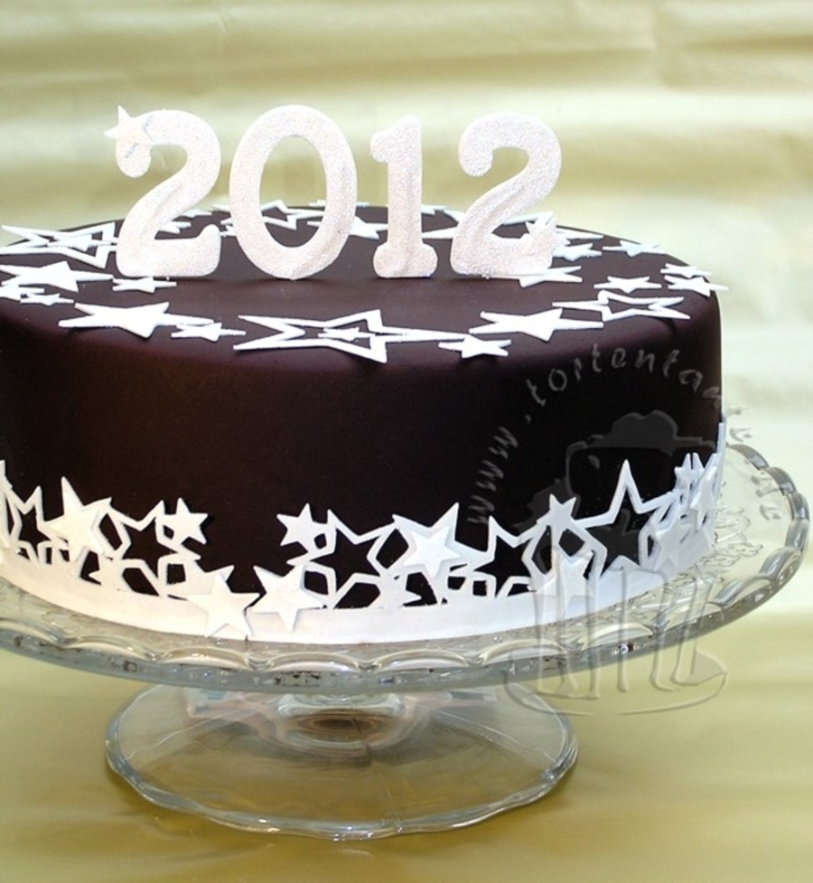 Download New Year Cake Images : Happy New Year - CakeCentral.com