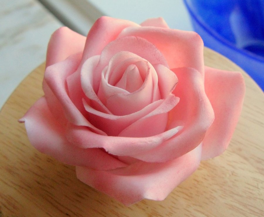 how to make sugar roses without cutters