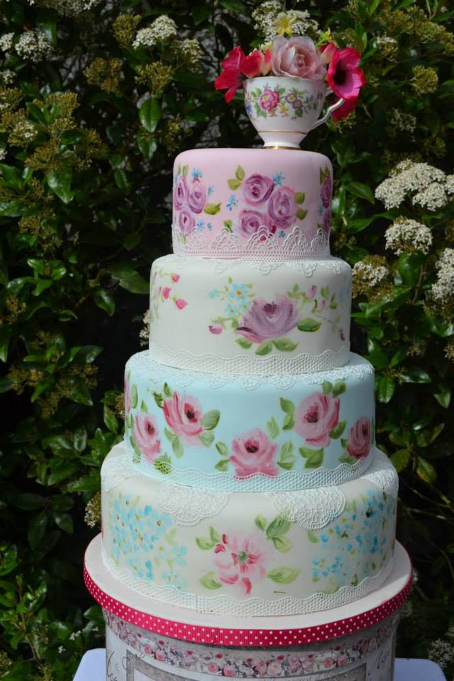 afternoon tea wedding cake afternoon tea wedding cake cakecentral 10626