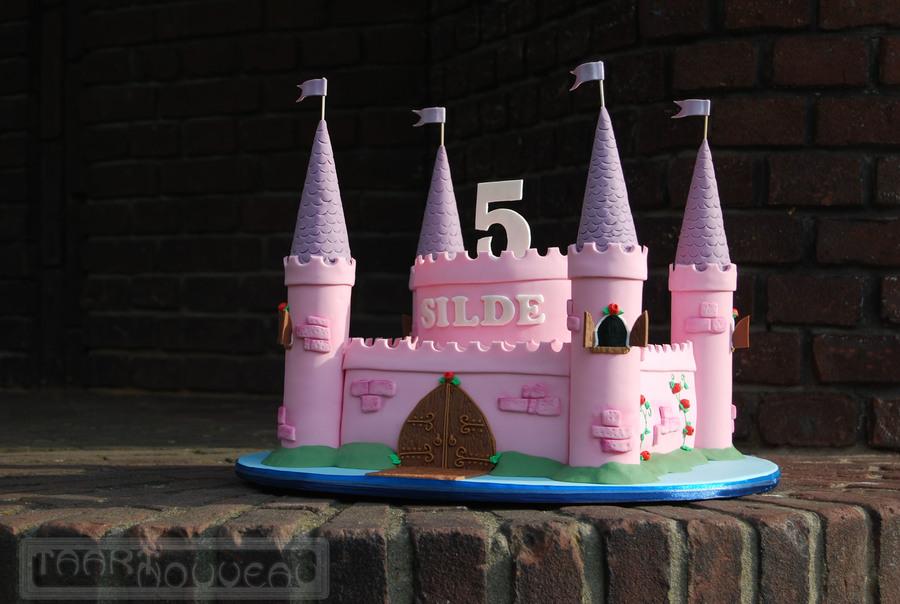 Girls Castle Cake Cakecentral