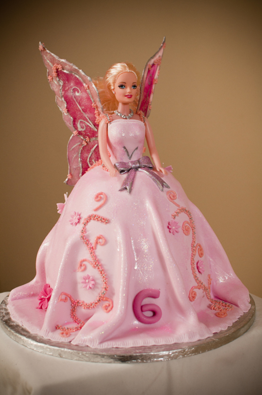 Fairy Barbie on Cake Central