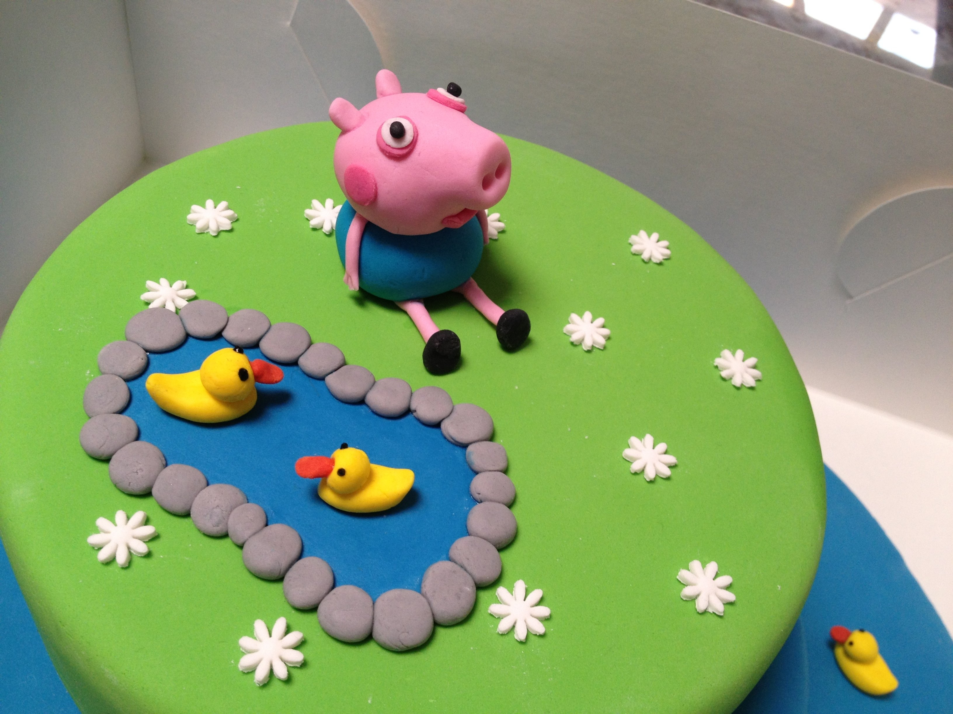 Birthday Cakes Peppa Pig Childrens