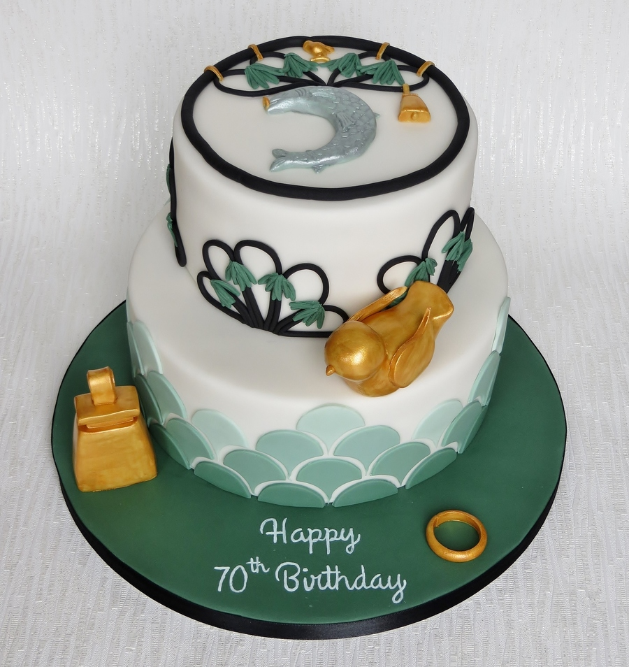 Glasgow Cake Cakecentral Com
