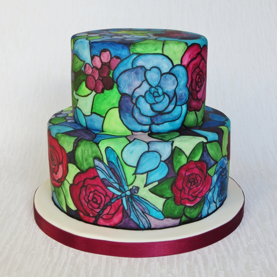 Acetate For Cake Decorating