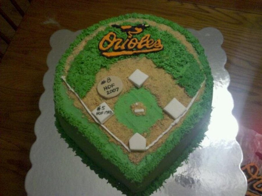 Baltimore Orioles on Cake Central