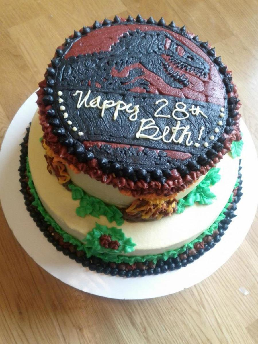 CakeCentral Is The Worlds Largest Cake Community For Decorating Professionals And Enthusiasts Home Jurassic World Birthday Decorations