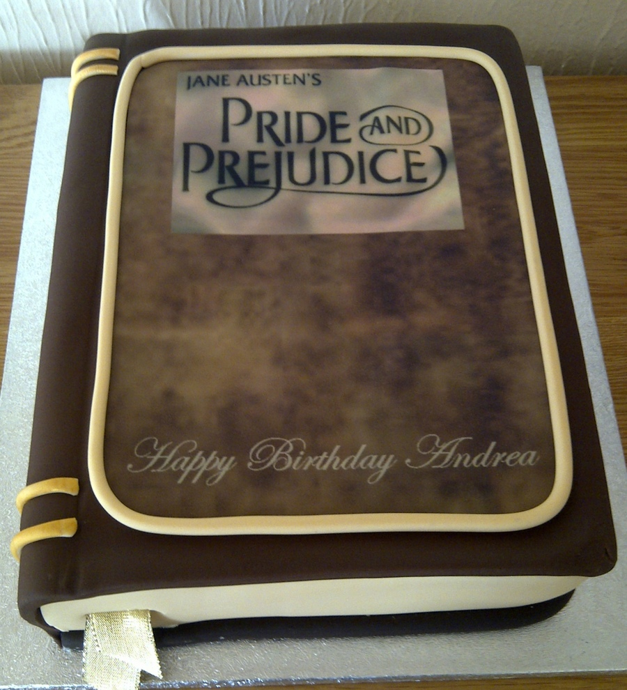 Pride Amp Prejudice In Sponge on Cake Central