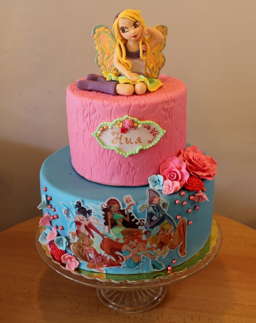 Flora Cake Recipe