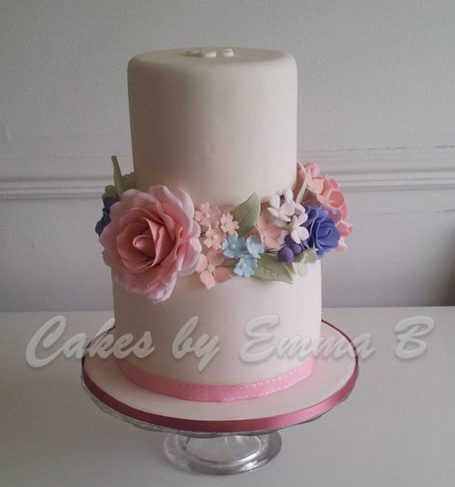 Two Tier Birthday Cake Recipe