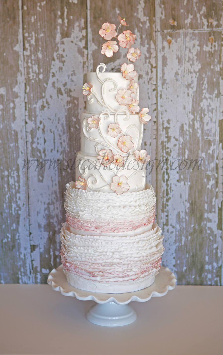 art nouveau wedding cake nouveau wedding cake cakecentral 10858