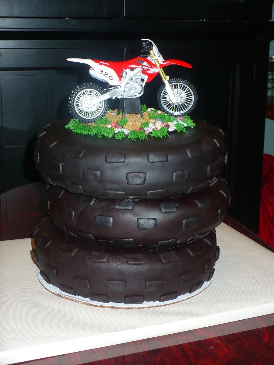 Dirt Bike Cake Wwwtwistedsistercakescom Cakecentral Com