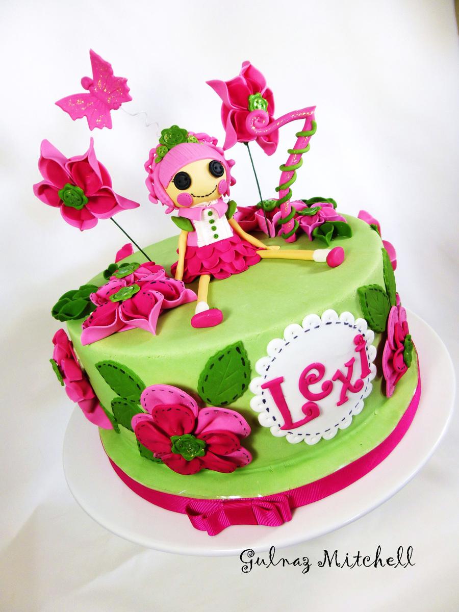 Lalaloopsy Cakes Publix