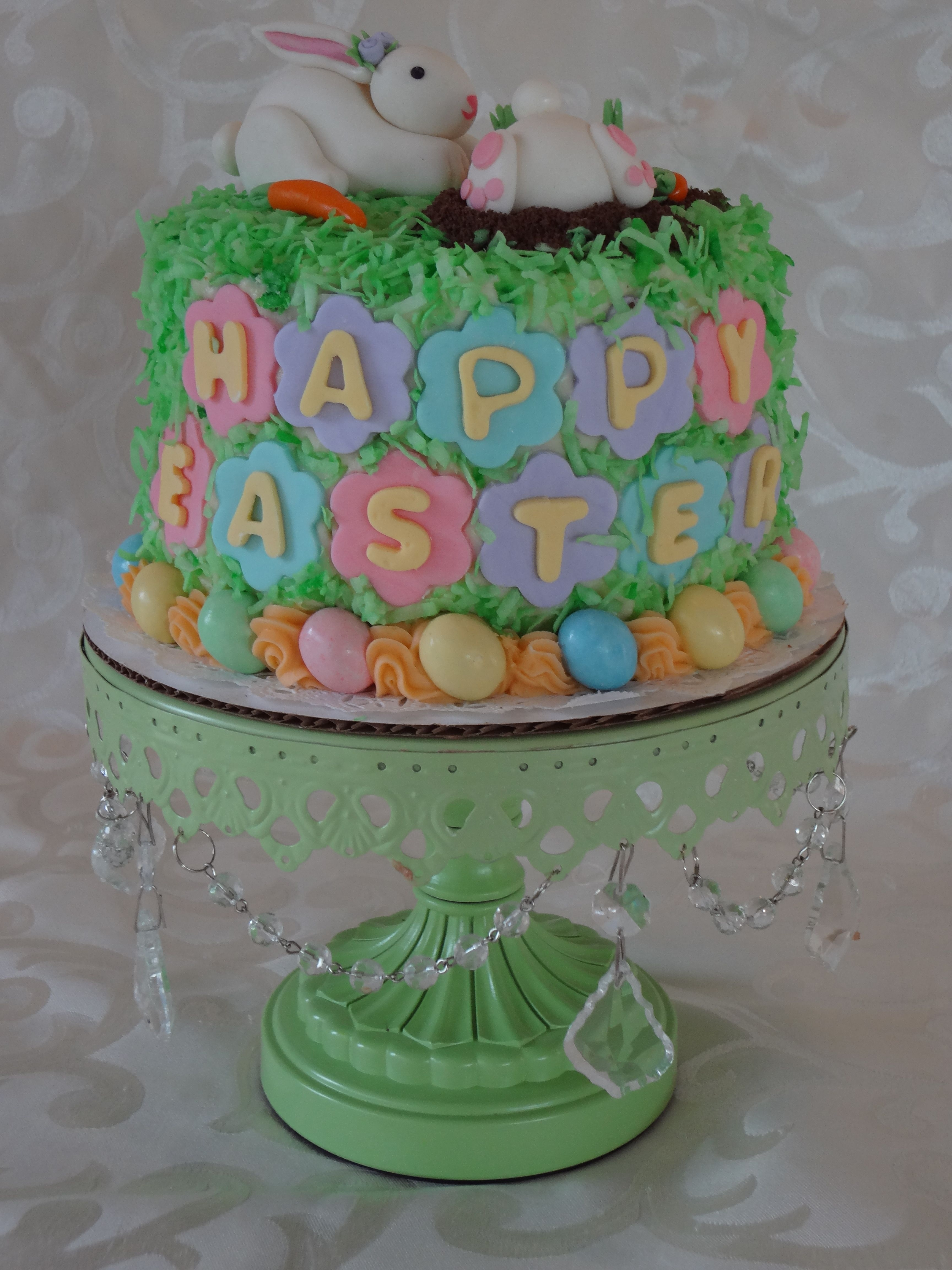 Easter Carrot Cake Decorating Ideas : Easter Cake - CakeCentral.com