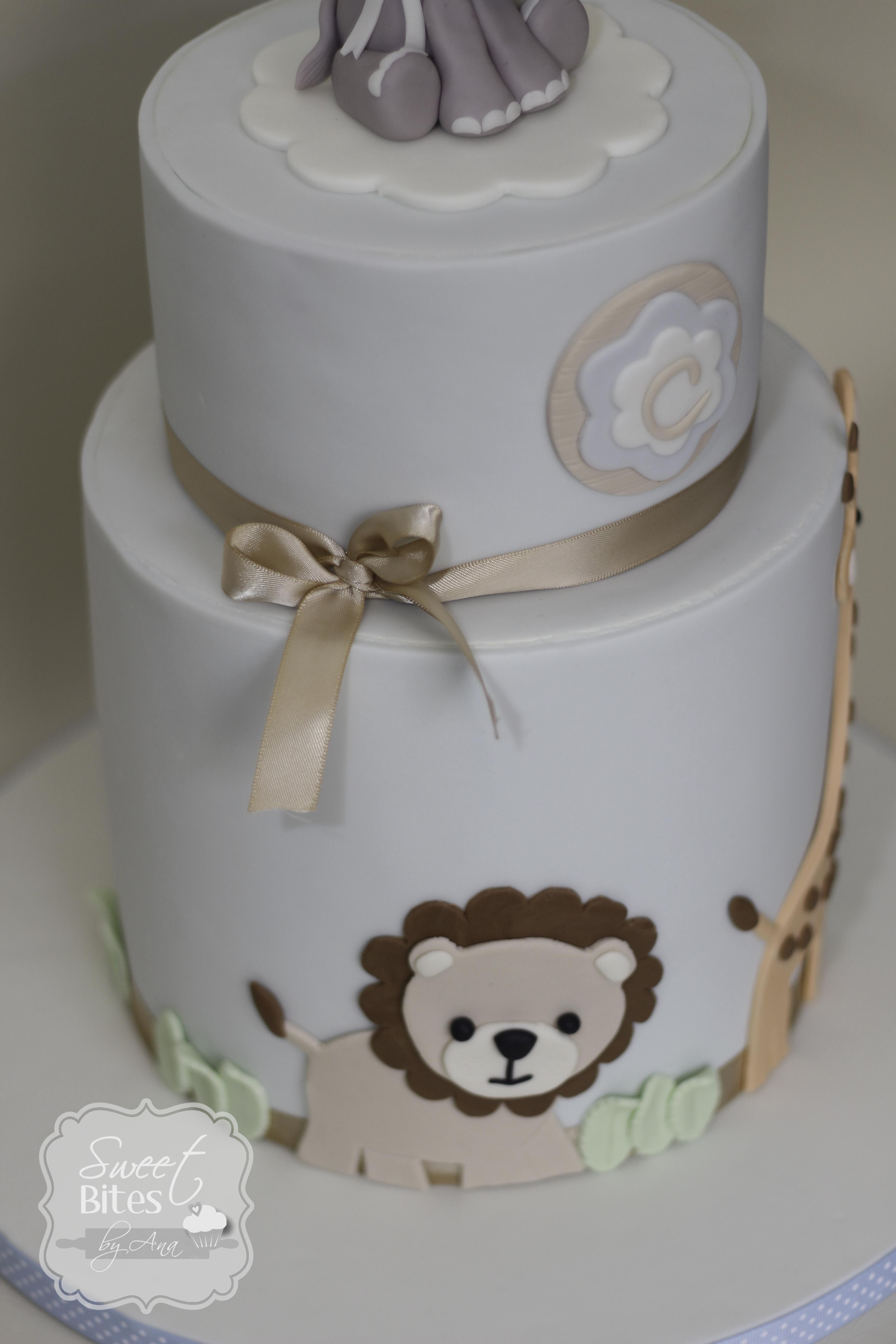 Cake Design For Boy Baby