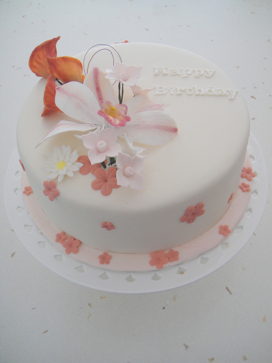 Lilies Cakes Amp