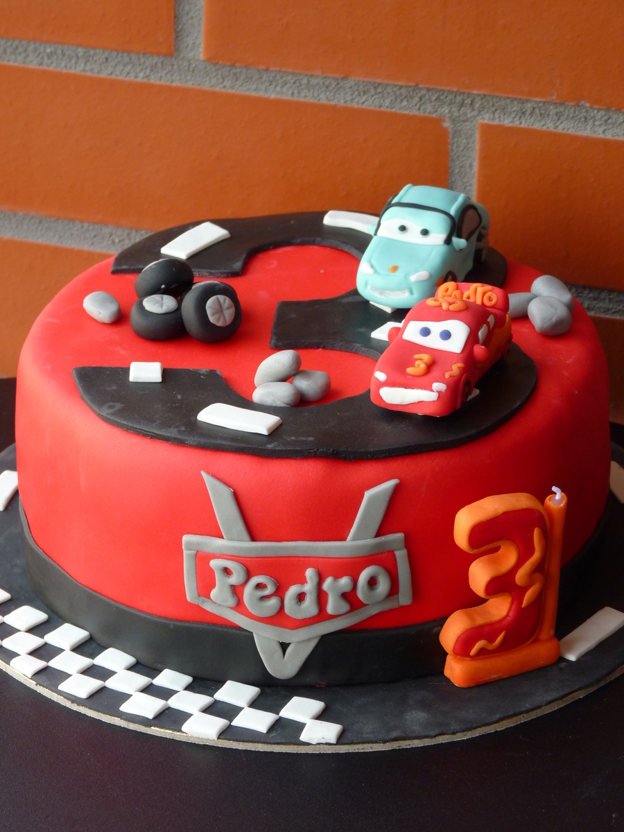 Faisca Mcqueen on Cake Central