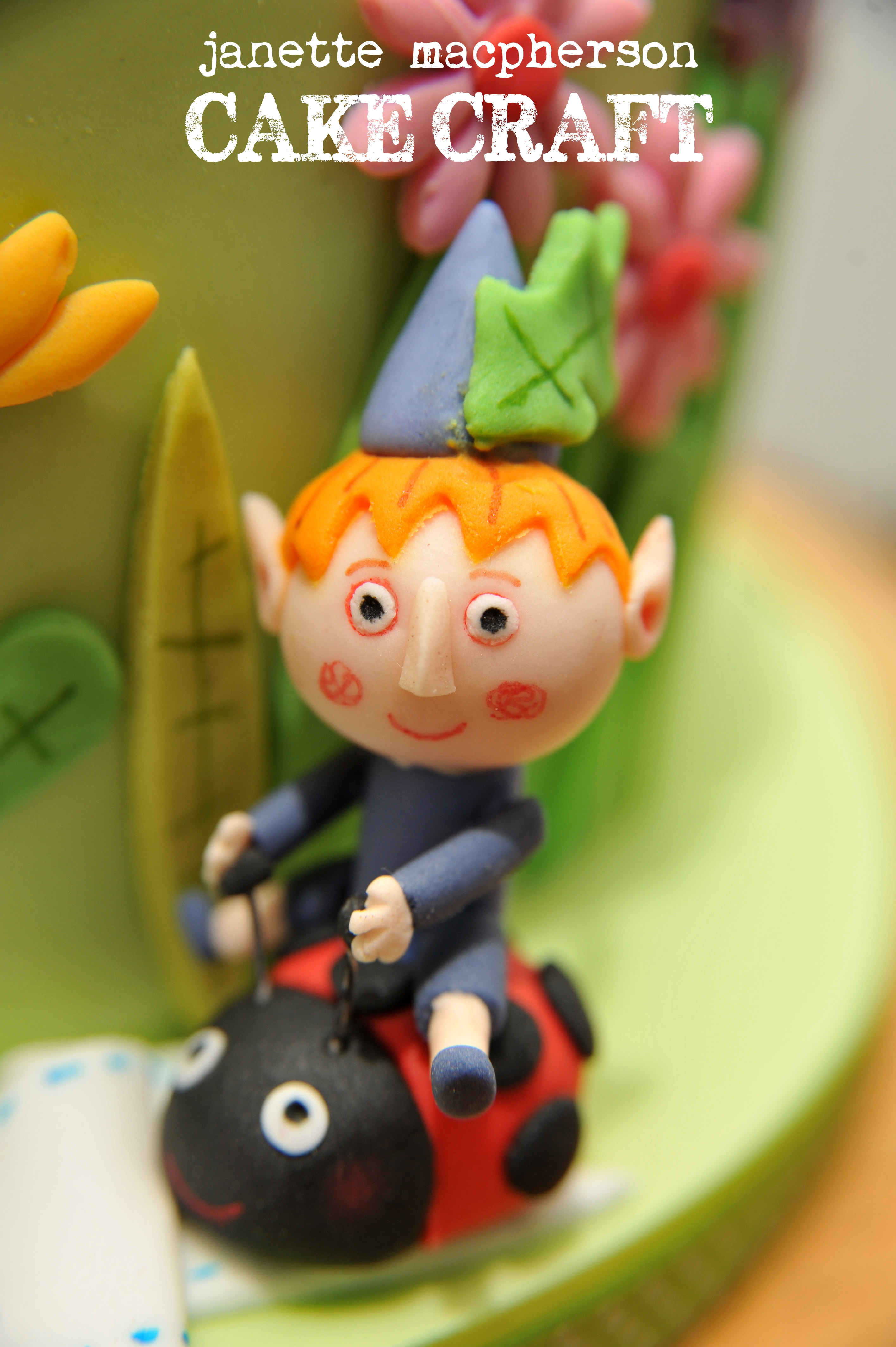 Ben And Holly Little Kingdom Cake Cakecentral Com