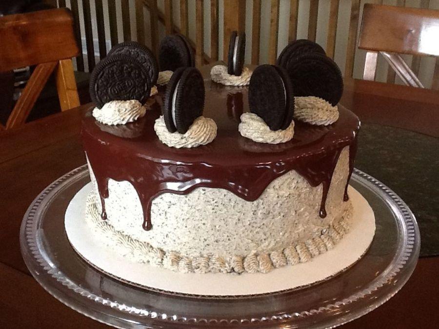 Oreo Cake Cakecentral Com