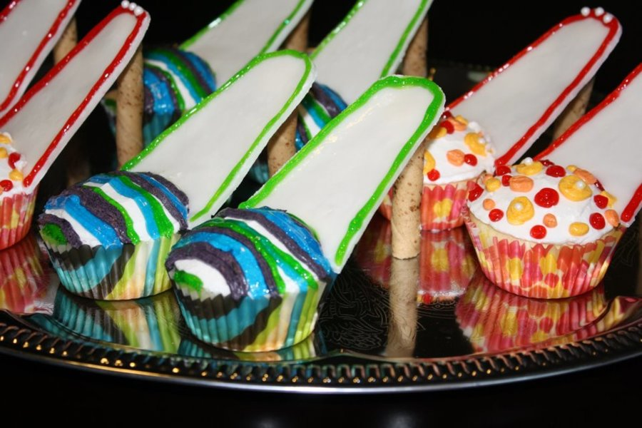 High Heel Shoe Cupcakes  on Cake Central