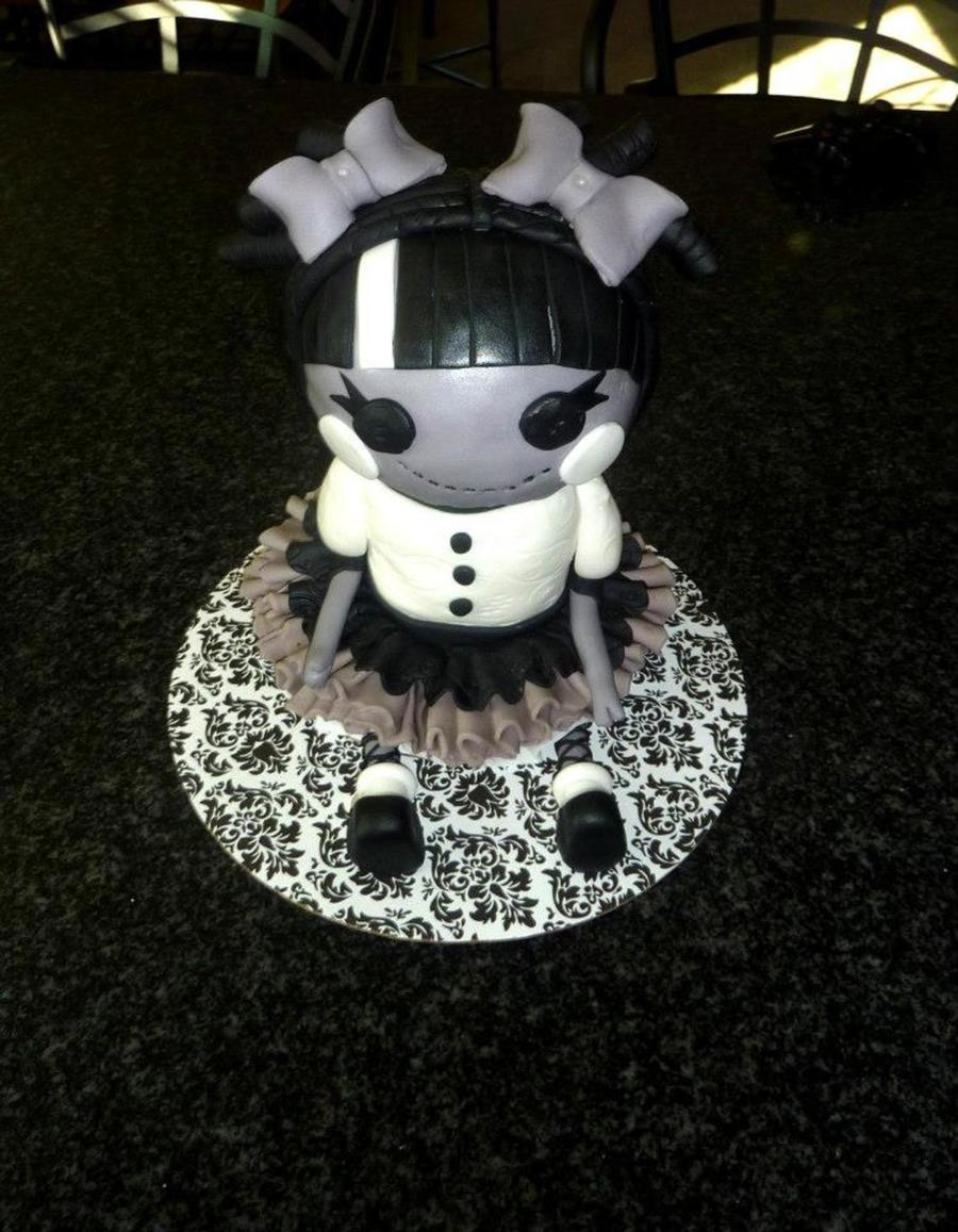 2 Foot High Lala Loopsy Cake  on Cake Central