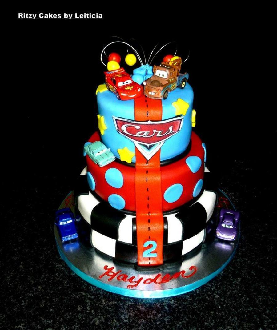 Cake Decorations Disney Cars