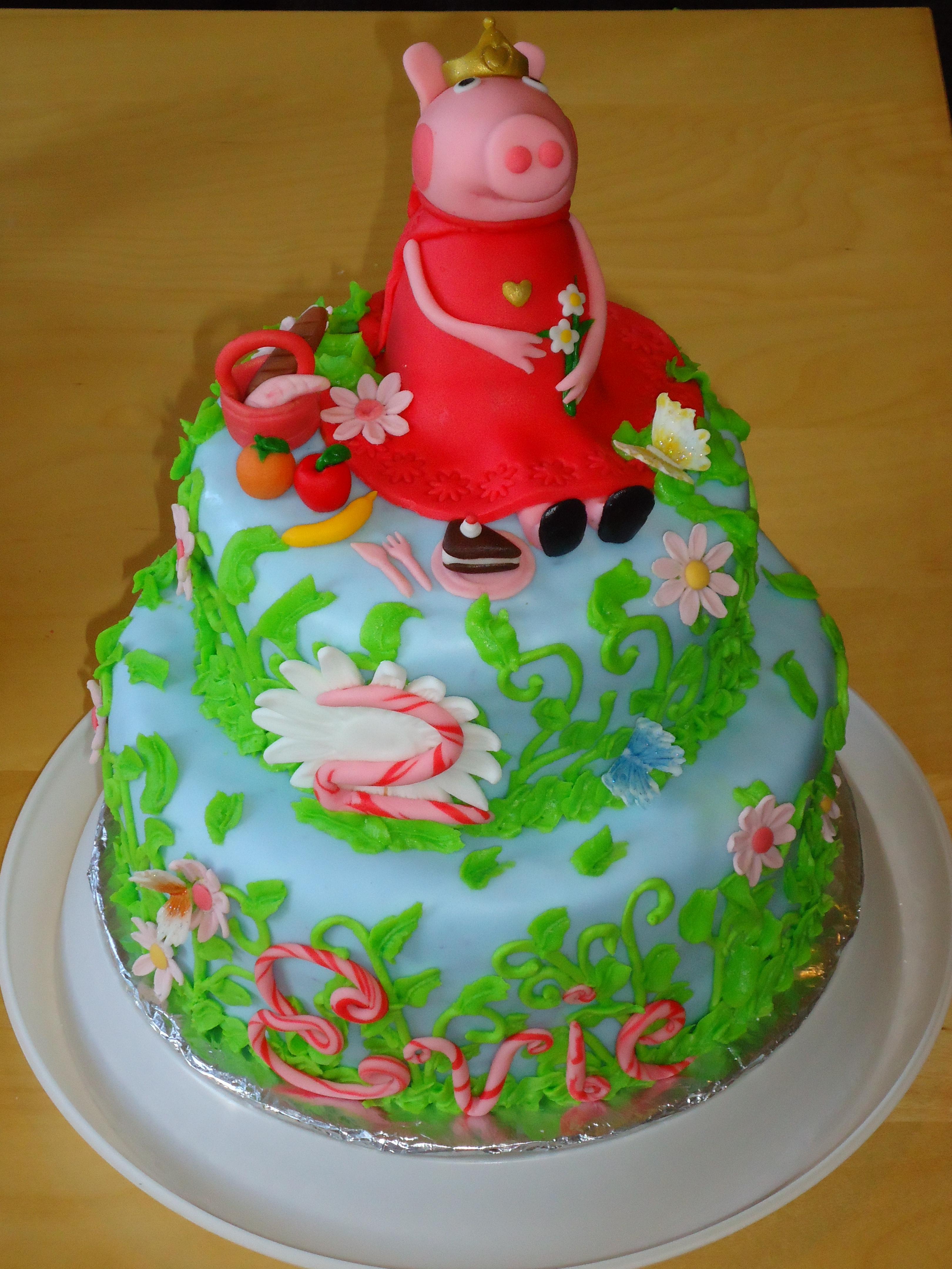 Octonauts Birthday Cake Chocolate Fudge Cake With Chocolate