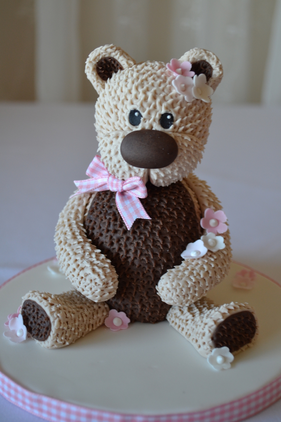 Cute Bear Wedding Cake Toppers Teddy Topper Cakecentral