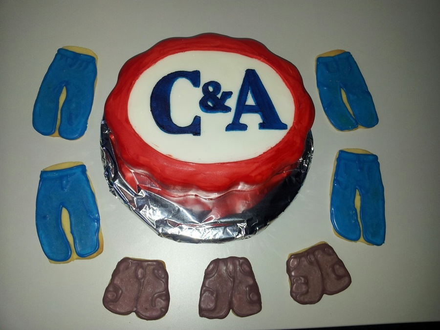 C&a Brand Cake on Cake Central