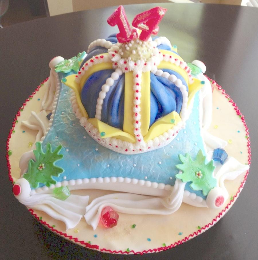 My Sons Birthday Cake This Is My Very First Fondant Cake Cream