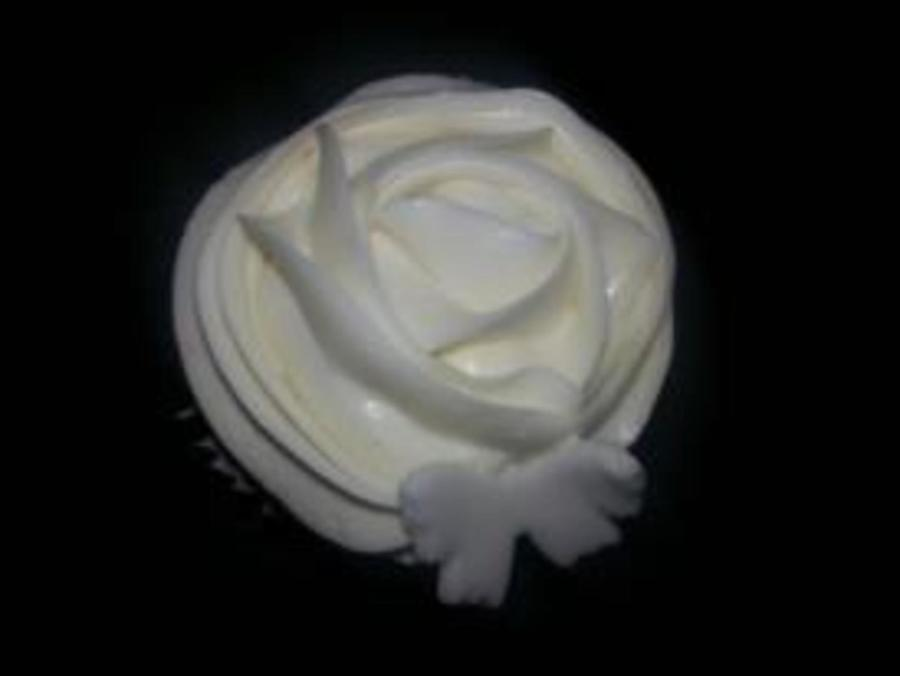 Rose Cupcake on Cake Central