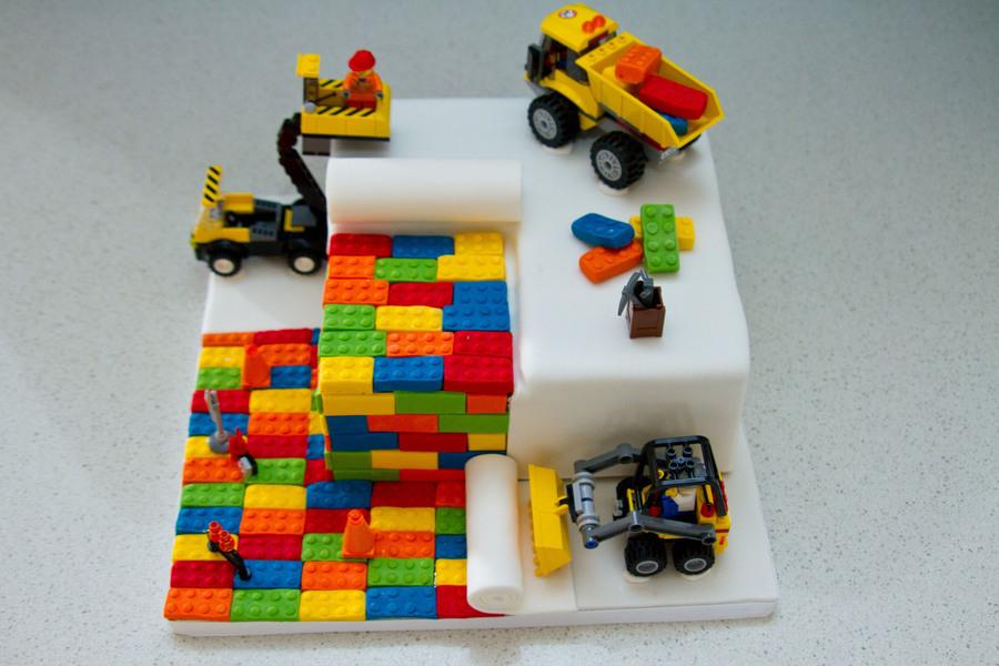 Novelty Lego Cake Cakecentral